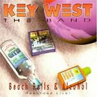 KEY WEST - Beach Balls & Alcohol - CD - **Mint Condition**