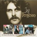 JAY FERGUSON - All Alone In End / Thunder Island / Real Life Ain't This Way - VG