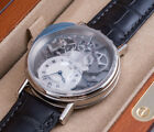 BREGUET TRADITION RETROGRADE SECONDS 7097BB/G1/9WU 18K ROSE GOLD WATCH