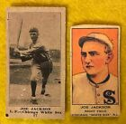Shoeless Joe Jackson Baseball Cards and Autograph Guide 64