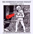 PSYCHEDELIC SALVAGE COMPANY, VOL. 1 AND 2 - V/A - CD - *NEW/STILL SEALED*