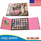 Prolux Pretty in Pink Cosmetic Makeup Eyeshadow Palette 35 Colors