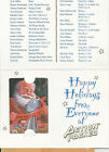 Christmas Cards for Sports Card Collectors 33