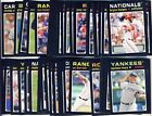 2013 Topps Update 1971 Mini Insert Parallel ROOKIE/STAR Card You Pick QTY Avail