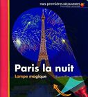 MES PREMIERES DECOUVERTES JOBSERVE PARIS LA NUIT FRENCH Hardcover EXCELLENT