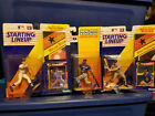 Set of 3 Starting lineup baseball figures: Nolan Ryan, Joe Carter, Ryne Sandberg