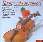 String Masterpieces - Albinoni: Adagio In G Minor; Handel: Overture To VG