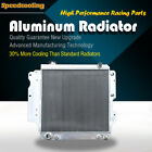 3 Row Aluminum Radiator For Jeep Wrangler YJ TJ 1987 2006 Automatic Manual