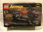 LEGO Batman Dragster Cat woman Pursuit 7779 NISB Never Opened