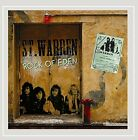 ST. WARREN - Rock Of Eden - CD - **BRAND NEW/STILL SEALED**