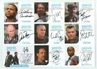 2013 Cryptozoic Psych Seasons 1-4 Autographs Don't Mess with Your Head 24
