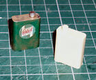 Resin Period Oil can for 1/8 scale Revell Monogram DeAg E Type or Pocher car kit