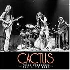 CACTUS - Fully Unleashed: Live Gigs - 2 CD - **BRAND NEW/STILL SEALED** - RARE