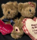 Boyds Bear The Head Bean Collection Thinkin' of Ya' Series