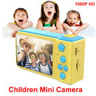 Mini 0.3MP Digital HD 1080P Cartoon Yellow Children Kids Video Camera Camcorder