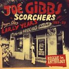 JOE GIBBS - Scorchers From Early Years 1967-73 [2 ] - 2 CD - **SEALED/ NEW**