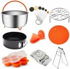 15-Piece Pressure Cooker Accessories Set | Complete Kit For Instant Pot