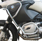 ENGINE GUARD CRASH BARS HEED BMW R 1200 GS Adventure (2009-12) - upper and lower
