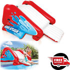 Inflatable Water Slide 131 x 81 x 46 Swimming Pool Commercial Inground Kid Fun