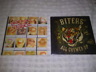 BITERS RARE CD LOT ALL CHEWED UP (SEALED) AND IT'S OK TO LIKE POISON ARROWS PUNK