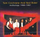TOM COCHRANE & RED RIDER - Anthology 1980-1987 - CD - Original Recording VG
