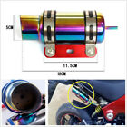 Alloy Oil Cooler Oil Engine Radiator Fit for 125CC Motorcycle Dirt Bike
