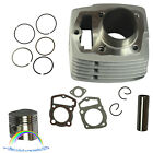 For Honda SL125 XL125 CB125S CL125S Piston Cylinder Engine Top End Rebuild Kits