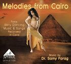 SAMY FARAG - Melodies From Cairo - CD - Soundtrack - RARE