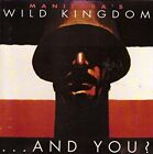MANITOBA'S: WILD KINGDOM - Manitoba's: Wild Kingdom...and You - CD - **VG**