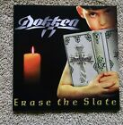 Dokken Erase the Slate 1999 CMC International