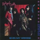 NEW YORK DOLLS - Seven Day Weekend - CD - Live - **Excellent Condition**