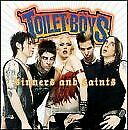 TOILET BOYS - Sinners And Saints - CD - Ep - **Mint Condition**