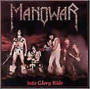 MANOWAR Into Glory Ride CD Mint Condition