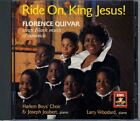 Ride On King Jesus CD Mint Condition