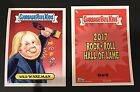 2018 Topps Garbage Pail Kids Rock & Roll Hall of Lame Trading Cards 10
