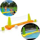 Volleyball Pool Game Inflatable Floating Net Swimming Sport Kids Fun Water Games