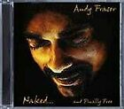 ANDY FRASER - Naked & Finally Free - CD - **Excellent Condition**
