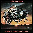 JAG PANZER - Ample Destruction - CD - **BRAND NEW/STILL SEALED** - RARE
