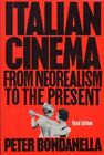 ITALIAN CINEMA FROM NEOREALISM TO PRESENT UNGAR FILM LIBRARY By Peter Mint