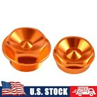 CNC Front Wheel Nut Cover For KTM 450 EXC XC-W SX-F 2007,2009-2011,450XC-F 08-09