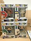 funko pop cowboy bebop Set Spike Fay Ed Jet CASE FRESH MINT