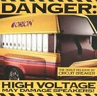 CIRCUIT BREAKER - Danger: High Voltage - CD - **BRAND NEW/STILL SEALED** - RARE