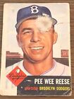Pee Wee Reese Cards, Rookie Card and Autographed Memorabilia Guide 5