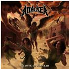 ATTACKER - Giants Of Canaan - CD - Import - **BRAND NEW/STILL SEALED**