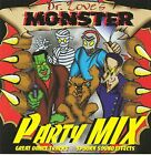 Dr. Love's Monster Party Mix - CD - **BRAND NEW/STILL SEALED**