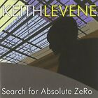 KEITH LEVENE - Search For Absolute Zero - 2 CD - Import Limited Edition - *NEW*