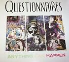 QUESTIONNAIRES - Anything Can Happen - CD - **BRAND NEW/STILL SEALED**