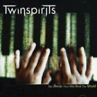 TWINSPIRITS - Music That Will Heal World - CD - Import - BRAND NEW/STILL SEALED