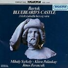 MIHALY SZEKELY - Bluebeard's Castle - CD - Import - **Mint Condition** - RARE