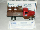 1995 Amoco ERTL 1:28 Diecast 1955 Mack LJ Stake Truck Locking Bank NIB Ltd
